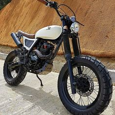 Street Tracker Motorcycle Inspiration 29