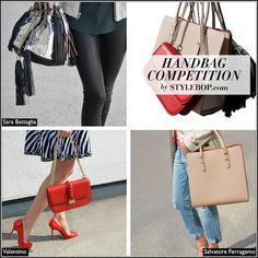 Until 5th of May german luxury online shop www.stylebop.com gives facebook fans the chance to win a wonderful designer bag of the actual summer collection. Participants can choose among three different models from three designers. No matter if you are in love with spacious tote bags, fancy avangardistic bags, or …