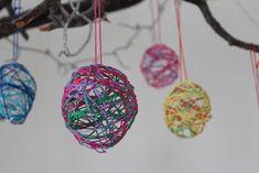 Min Naturliga Sida: Påskpyssel i förskolan Easter Crafts, Crochet Earrings, Christmas Ornaments, Holiday Decor, Teaching Resources, Inspiration, Tips, Ideas, Dekoration