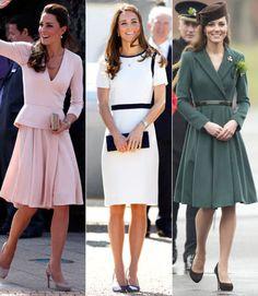 Dica 3: Use saia ou vestido na altura do joelho, fica elegante e mostra a batata da perna bem torneada.