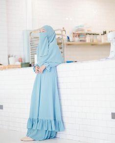 Hijab Fashion, Muslim, Street Hijab Fashion