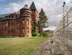 Abadoned Asylum by Christopher Payne
