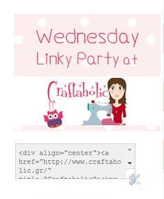 Πώς να κάνω το δικό μου link party? - {Tutorial} - Craftaholic Family Guy, Guys, Party, Fictional Characters, Parties, Fantasy Characters, Sons, Boys, Griffins