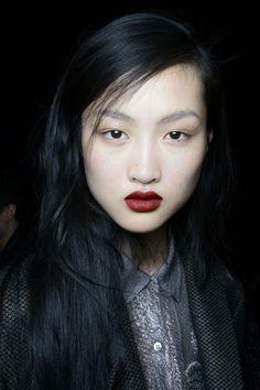 Jing Wen, Model #JingWen #AsianModels #FamousAsians