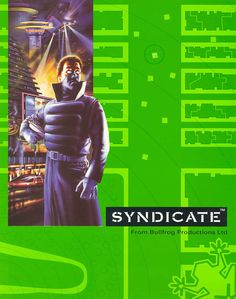 "(1993) - Syndicate: wahou, that is one of my best video game memories. Hours of play in this ""Blade Runner style"" dark and nasty universe. Watch the opening here: http://youtu.be/NBiHuAwyHR8"