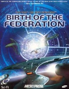 Star Trek - Birth of the Federation (strategy - 1999)