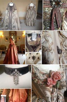 The Duchess at Berrington Hall, until June 30th 2014. http://historicalcostume.wordpress.com/