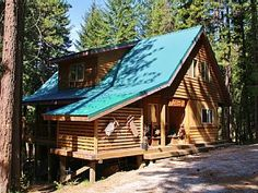A Pine Time, very comfortable mountain retreat 30 mins to Leavenworth   Vacation Rental in Leavenworth from @homeaway! #vacation #rental #travel #homeaway