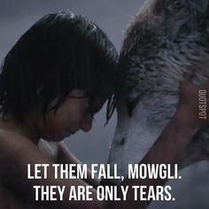 Peace Mowgli.
