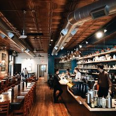 joule coffee - raleigh, nc - Great for a bite to eat and a latte