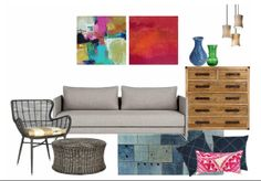Eclectic. Check out this moodboard created on @Cheryl Brogan: Ecelectic by becd21