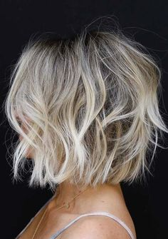 46 Best Ever Short Textured Blonde Haircuts in 2018. Short layered and textured blonde hair colors and haircuts to show off in year 2018. In this post of content, we have made a collection of short blonde textured haircuts for all those ladies who are really searching for newest haircuts in 2018. If you are looking for some kind of bold hair colors then must try it.