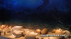 The Antikythera shipwreck and the mechanism Solar And Lunar Eclipse, Greece History, Shipwreck, Calculator, Athens, Planets, Calendar, Moon, Games