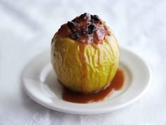 Making caramel sauce sounds difficult — but not with this recipe. You can make the stuffed baked apples and the simple caramel sauce in the same pot — no extra saucepan to clean!