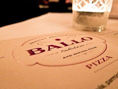 BALLO Italian Restaurant & Social Club review from @CarrotsNCake!