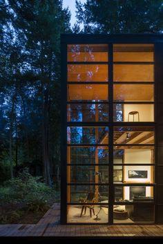 Lightbox par Bohlin Cywinski Jackson Colombie Britannique - Canada