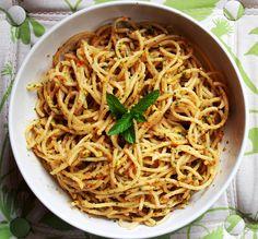 #RECIPE - Pistachio Pasta