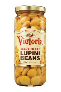 Whole Foods Lupini Beans