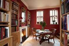 Here's Why You Should Go Bold With Red Paint