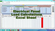 free electrical panel schedule excel template ~ addictionary electrical panel schedule template software Schedule Templates, Best Templates, Electrical Estimating, Estimate Template, Business Requirements, Resource Management, Personalised Wedding Invitations, Easy Jobs, Applied Science