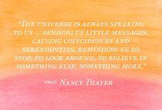 nancy thayer quote