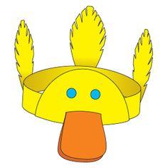 Dandy Duck Headband - The Mailbox
