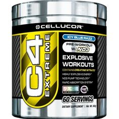 cellucor c4 side effects