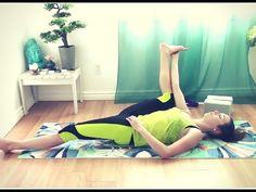 Yin Yoga for Hips - 30 minute Beginner Yin Yoga Class - YouTube