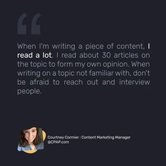 Upgrade Your Content Marketing OS With Planable Academy Dont Be Afraid, Content Marketing, Interview, Management, Social Media, Writing, Learning, Quotes, Quotations