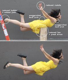 Tutorial on Levitating Photography www.freedigitalphotographytutorials.com