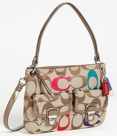 Coach Handbags - Purses, Designer Handbags and Reviews at The Purse Page