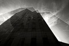 Building On The Move, Lucian Olteanu, oeuvre Romania, Les Oeuvres, Louvre, Building, Image, Travel, Ideas, Viajes, Buildings