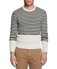 Jack Spade | Border Stripe Sweater