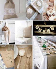 / Bodas rústicas / Eventos rústicos / Ideas originales para bodas / Decoraciones bodas / Rustic weddings /