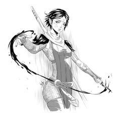 Dragon age: Merrill