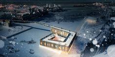Greenland Migrating 3 / Henning Larsen Architects