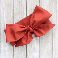 Spice Wrap  Baby Headwrap Fall Headband Big by BrittsBowtiqueVA