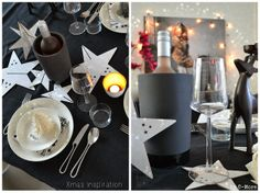 kerst inspiratie Christmas Ideas, Xmas, Celebrations, Table Settings, Concept, Table Decorations, Lifestyle, Interior, Blog