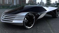 This insane Cadillac concept remains a radioactive, laser-powered dream