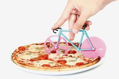 DOIY Fixie Bicycle Pizza Cutter