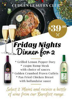 Friday Steak Night