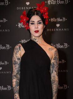 Kat Von D Is Having The Ultimate Goth Wedding https://r29.co/2HdUG5T