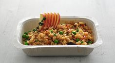 PERFORMANCE EATING – modern international cuisine, nutrition and healthy living – SIDE Spanish Fried Brown Rice  #aftertrainingmeal #lowGIcarbs #mineralrich #Bvitaminrich #highprotein #dairyfree #glutenfree #highfiber #heart