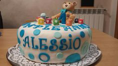 Torta baby orsetto
