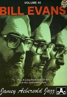 Jamey Aebersold Jazz: Bill Evans $13.95