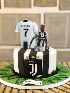 Pin By Sandra Calvo On Juventus Birthday Soccer