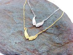 Angel Wings Necklace $8.00 #pinkEappreciation