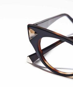 1050620b494 Kate Young for Tura Women s Eyewear Optical frame K105 black tortoise  Women s Eyewear