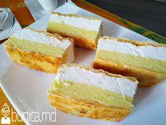 Cea mai fină și deosebită prăjitură pe care am cunoscut-o vreodată... Mai, Cornbread, Vanilla Cake, Cheesecake, Ethnic Recipes, Desserts, Millet Bread, Tailgate Desserts, Deserts
