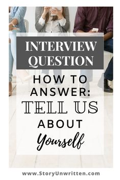 How to Answer this common interview question: Tell us about yourself. Nail this question and succeed in your job interview with your answer! interview questions and answers Interview Tips For Nurses, Medical School Interview, Interview Answers, Interview Questions And Answers, Job Interview Tips, Interview Preparation, Quitting Job, Nursing Jobs, Teaching Jobs